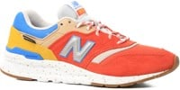New Balance 997H Shoes - energy red/atomic yellow