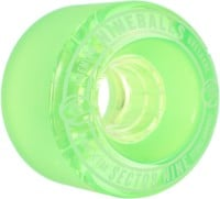 Sector 9 61mm Nineballs Longboard Wheels - green (78a)