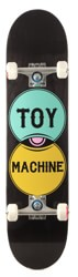 Toy Machine Vendiagram 7.75 Complete Skateboard - black