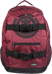 Element Mohave Backpack - vintage red