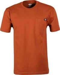 Dickies Heavyweight Crew T-Shirt - gingerbread