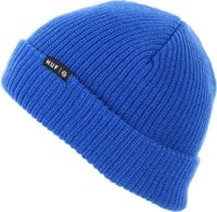 HUF Essentials Usual Beanie - dynamic cobalt