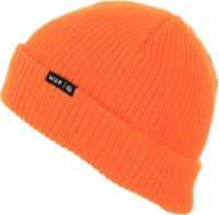 HUF Essentials Usual Beanie - electric orange
