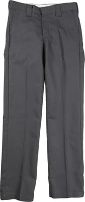 Dickies Boys Slim Straight Pant - charcoal - view large