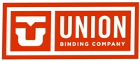 Union Corp Logo Sticker - orange