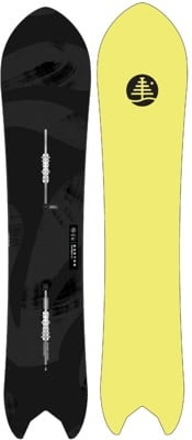 Burton Family Tree Pow Wrench Snowboard 2021 - view large