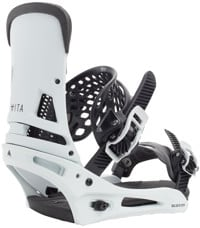 Burton Malavita Re:Flex Snowboard Bindings 2021 - frost