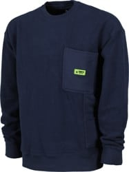 Converse Carpenter Crew Sweatshirt - obsidian