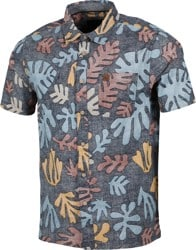 HippyTree Bombora S/S Shirt - navy