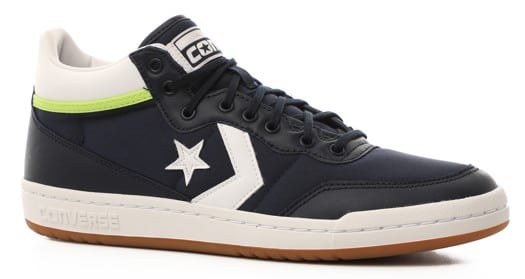 Converse Fastbreak Pro Skate Shoes - obsidian/white/ghost green - view large
