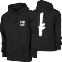 Deathwish The Truth Hoodie - black/white