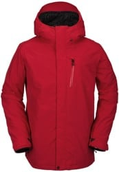 Volcom L Gore-Tex Jacket - red