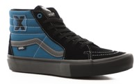Vans Sk8-Hi Pro Skate Shoes - (sci-fi fantasy) black/blue