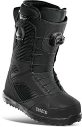 Thirtytwo STW Double Boa Women's Snowboard Boots 2021 - black