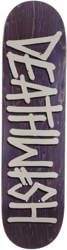 Deathwish Deathspray 8.25 Skateboard Deck - navy