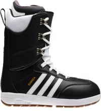 Adidas Samba ADV Snowboard Boots 2021 - core black/footwear white/gold metallic