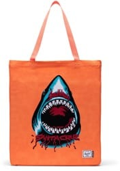 Herschel Supply Santa Cruz Long Tote - sw shark/orange