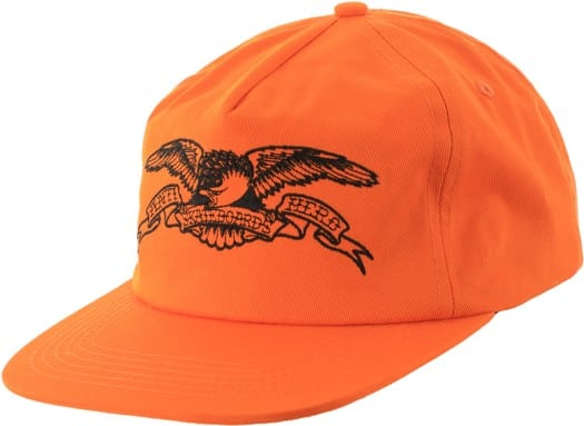 Anti-Hero Basic Eagle Snapback Hat - view large