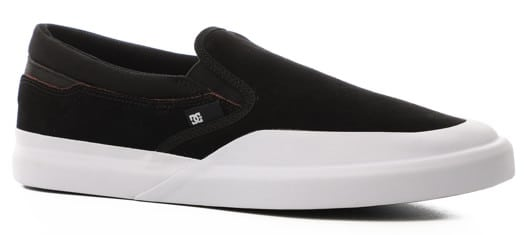 DC Shoes Infinite S Slip-On Shoes - black/white - view large