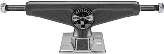 Venture Westgate V-Lights Skateboard Trucks - polished (5.0 lo) - view large