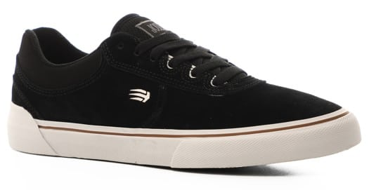 Etnies Joslin Vulc Skate Shoes - black - view large