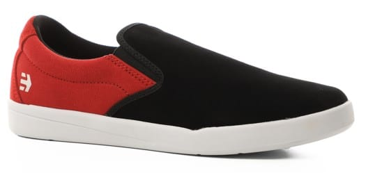 Etnies Veer Michelin Slip-On Shoes - black/red - view large