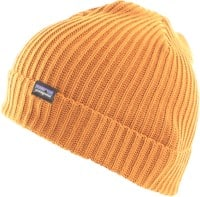 Patagonia Fisherman's Rolled Beanie - buckwheat gold