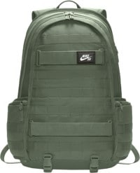 Nike SB RPM Backpack - solid spiral sage/spiral sage/white