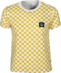 Vans Women's The Simpsons Check Eyes T-Shirt - (the simpsons) check eyes