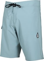Volcom Lido Solid Mod-Tech Boardshorts - cool blue