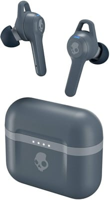 Skullcandy Indy Evo True Wireless Earbud Headphones - chill grey - view large