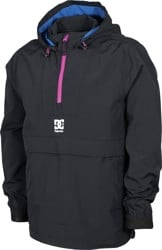 DC Shoes Paterson Anorak Jacket - black