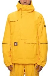 686 Forest Bailey Home Anorak Jacket - sub yellow