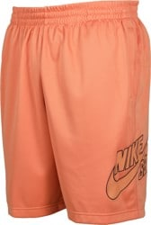 Nike SB Dri-Fit Sunday Shorts - healing orange/(black)