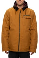686 Garage Insulated Jacket - golden brown