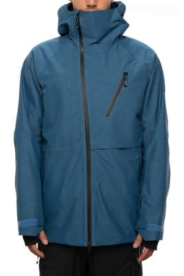 686 GLCR Hydra Thermagraph Jacket - blue storm heather - view large