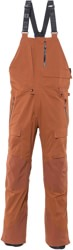 686 GLCR Gore-Tex Stretch Dispatch Bib Pants - clay