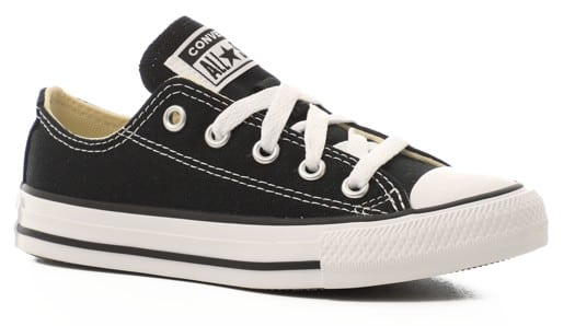 Converse Kids Chuck Taylor All Star Shoes - black - view large