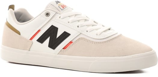 New Balance Numeric 306 Skate Shoes - white/red - view large