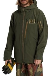 Burton AK Gore-Tex Cyclic Jacket - forest night