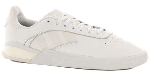 Adidas 3ST.004 Skate Shoes - footwear white/footwear white/footwear white - view large