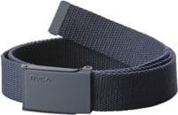 RVCA Option Web Belt - navy