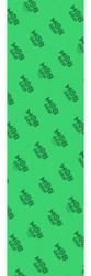 MOB GRIP Clear Colors Skateboard Grip Tape - green