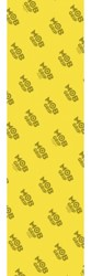 MOB GRIP Clear Colors Skateboard Grip Tape - yellow