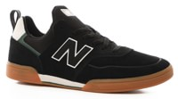New Balance Numeric 288 Sport Skate Shoes - black/gum