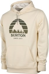 Burton Oak Hoodie - seasonal creme brulee heather