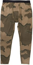 Burton Midweight Base Layer Pant - barren camo