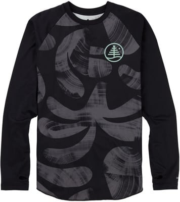 Burton Roadie Base Layer Tech Tee - ty williams camo - view large