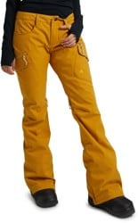 Burton Gloria Pants - harvest gold