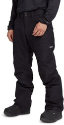 Burton Gore-Tex Ballast Pants - true black